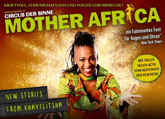"""Mother Africa"""
